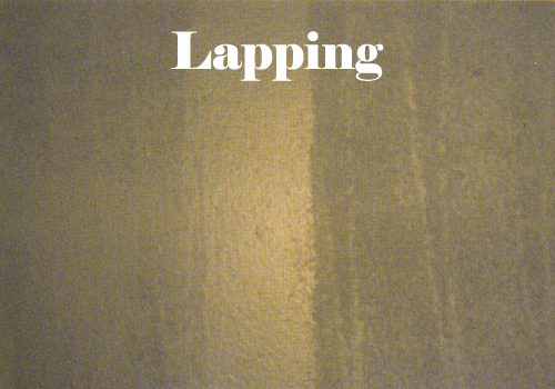 Lapping